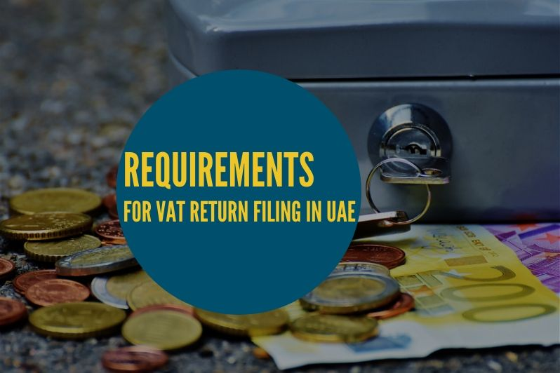 Requirement for VAT return filing in UAE