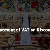 Treatment of VAT on Discounts