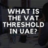 What is the VAT threshold and when do you need to register for VAT?