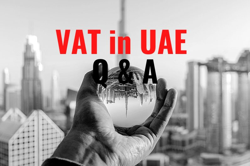 Frequently Asked Questions about VAT in UAE