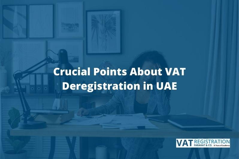AT Deregistration in UAE
