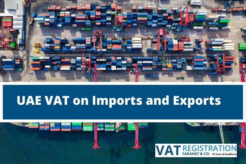 VAT on Imports in UAE