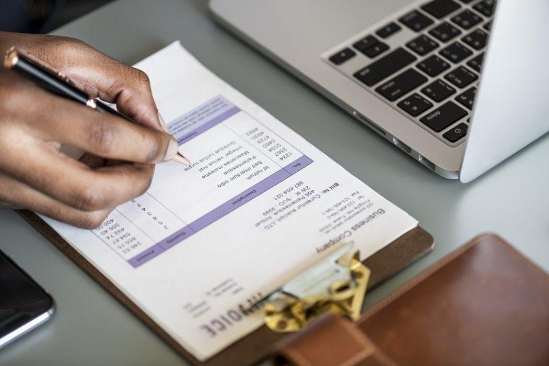 VAT invoices